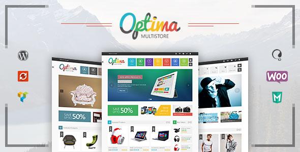 VG Optima v1.5 - MultiStore WordPress WooCommerce Theme Nulled